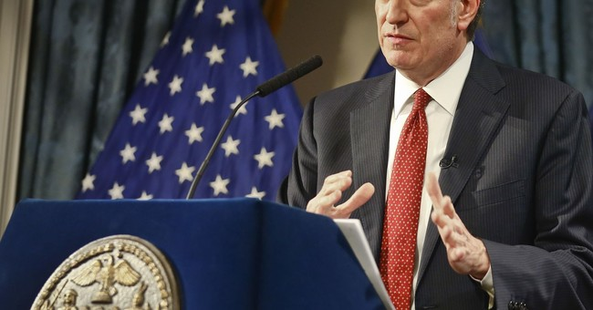 When is a bribe not a bribe? NYC mayor says he did no wrong